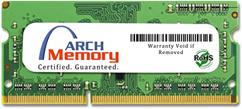 Arch Memory 2 GB 204-Pin DDR3 So-dimm RAM for Lenovo ThinkPad T510 43147CM
