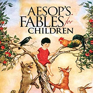 Aesop's Fables for Children cover art