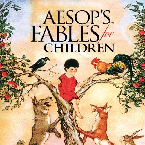 Aesop's Fables for Children audiobook cover art