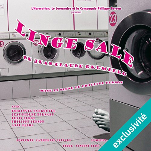 Linge Sale audiobook cover art