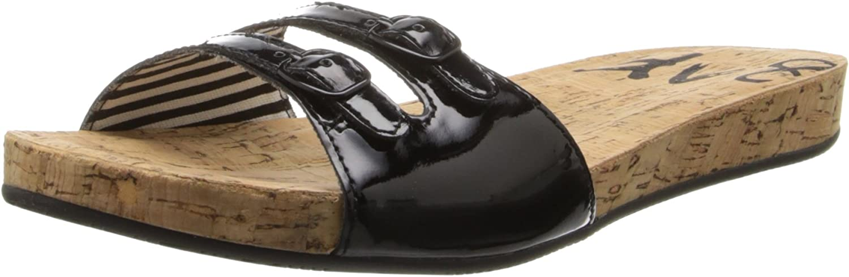 DV8 Women's Zeebi Gladiator Sandal
