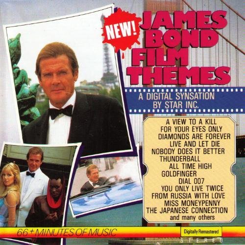 James Bond Film Themes: A Digital Synsation By Star Inc.