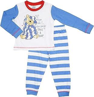 0c43c9d61f700 Garçons Bébé Disney Winnie l ourson Take A Nap Pyjama Coton Tailles à  partir de