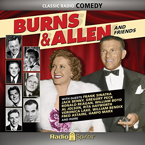 Burns & Allen: And Friends  By  cover art