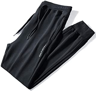 Men's Sweatpants Athletic Jogging Pants Sport Joggers Trousers for Workout,Gym,Running,Training with Zipper Pockets