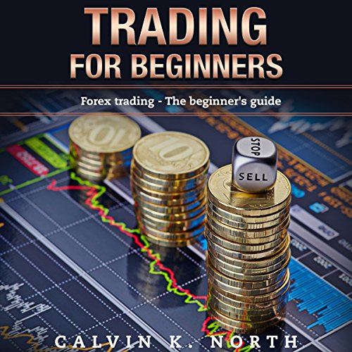Trading for Beginners: Forex Trading: The Beginner's Guide audiobook cover art