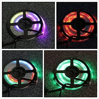 LED4Everything (TM) 5M 16.4ft 12v SMD IC 6803 5050 Dream Magic RGB LED Strip 133 Color Change