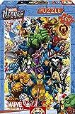 Educa Borras - Serie Marvel, Puzzle 500 piezas Héroes Marvel (15560)