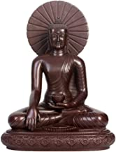 Statue Decoration Buddha Groove Hand Carved Pure Copper Buddha Statue Sitting Buddha Statue Buddha Statue Decoration (Size...