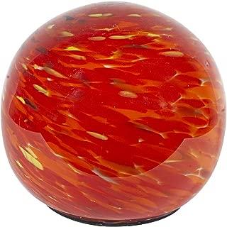 Echo Valley 9223 Hand Blown Glass SunSolar Spirit Orb