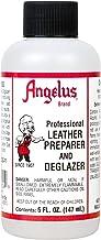 Angelus Leather Preparer & Deglazer 5 Oz