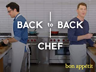Back to Back Chef