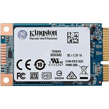 キングストンテクノロジー SSD 240GB mSATA SATA3 3D NAND搭載 UV500 SUV500MS/240G