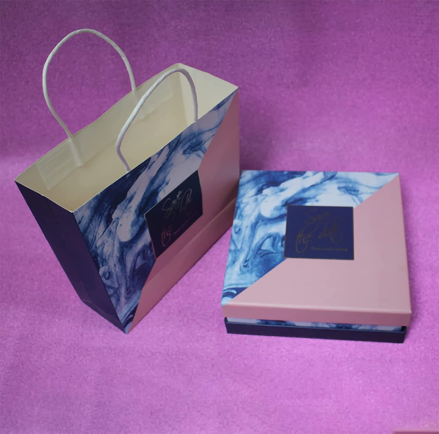 xzyq All items free shipping Creative Hand Gift Wedding Candy Box mart and Cover Earth Heaven