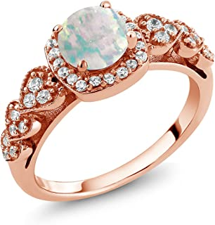 Best opal birthstone ring Reviews