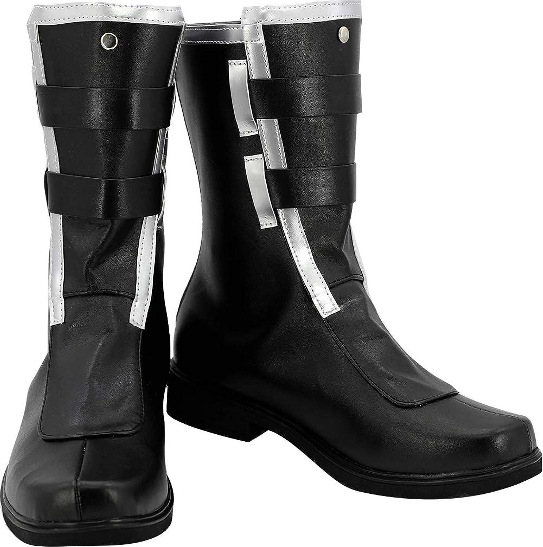 Cosplay Boots shoes for Sword Art Online Gun Gale Online Kirigaya Kazuto