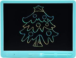 OUZHOU LCD handskrivbräda med styus, 15 tum LCD-skrivplatta pedagogisk elektronisk svart tavla anti-raderande grafisk plat...