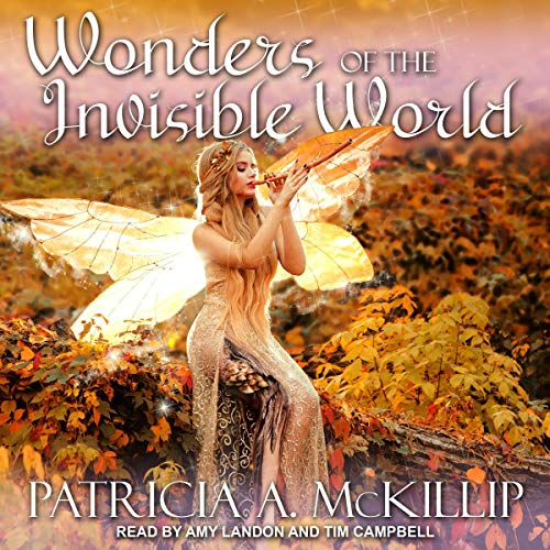 Wonders of the Invisible World cover art