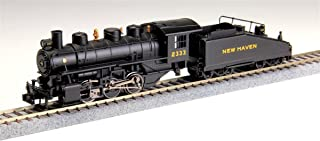 Bachmann Industries New Haven #2333 USRA 0-6-0 DCC Locomotive with Smoke And Slope Tender
