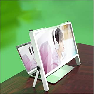 21 Inch Computer Screen Magnifier Enlarger, Laptop Screen Amplifier 3d Ultra-clear Projector,Folding Desktop Expansion Bra...