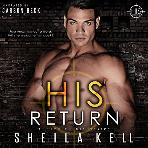 His Return audiobook cover art