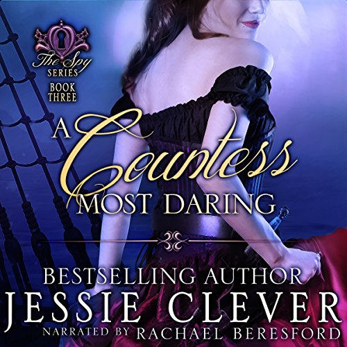 A Countess Most Daring audiobook cover art