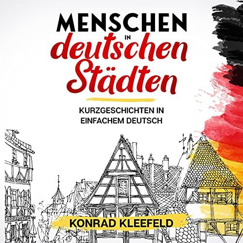 Menschen in deutschen Städten Titelbild