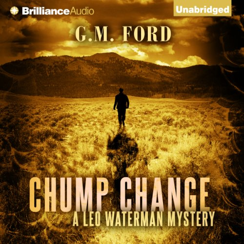 Chump Change audiobook cover art