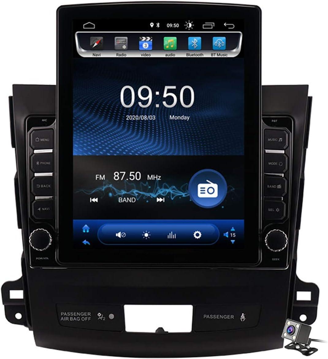 Max 53% OFF mart Car Stereo Android 9.0 Radio for 2005-2011 Mitsubishi Outlander