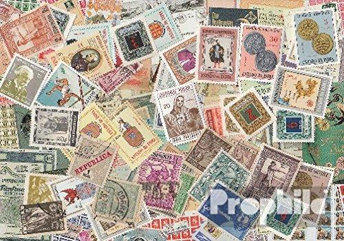 Prophila Collection Portugiesisch-Indien 50 Verschiedene Marken Portugisisch Indien (Briefmarken für Sammler)