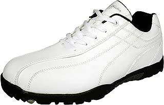 レザックス LEZAX メンズ ゴルフ シューズ US athlete ユーエスアスリート ゴルフ スパイクレス USSH-5551 ホワイト