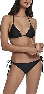 4791f2bdcf Urban Classics Ladies Side Knot Triangle Bikini Haut De Maillot De Bain  Femme