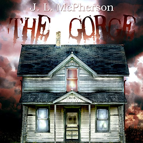 The Gorge audiobook cover art