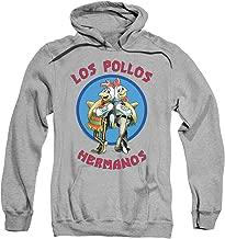 Popfunk Breaking Bad Los Pollos Pullover Hoodie Sweatshirt & Stickers