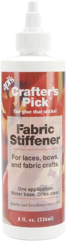 API Fabric Stiffener, 8-Ounce
