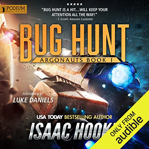 Bug Hunt audiobook cover art
