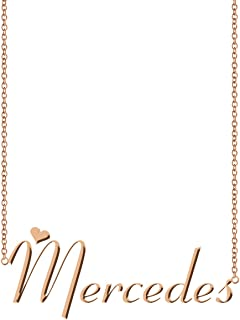 ZAloha Personalized Name Necklace Custom Pendant