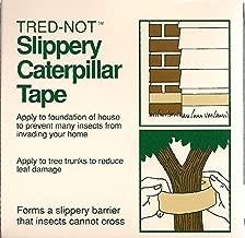 Slippery Barrier Tape. Walnut Caterpillar,/ Cankerworm / Bark Scorpion / + / 30 ft roll