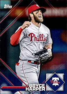 2020 OPENING DAY STICKER COLLECTION PREVIEW #SP-10 BRYCE HARPER PHILLIES BASEBALL
