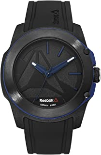 Reebok Casual Watch Analog Display for Men RD-DUN-G2-CBIB-BN