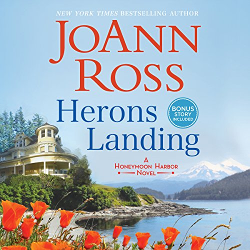 Herons Landing audiobook cover art