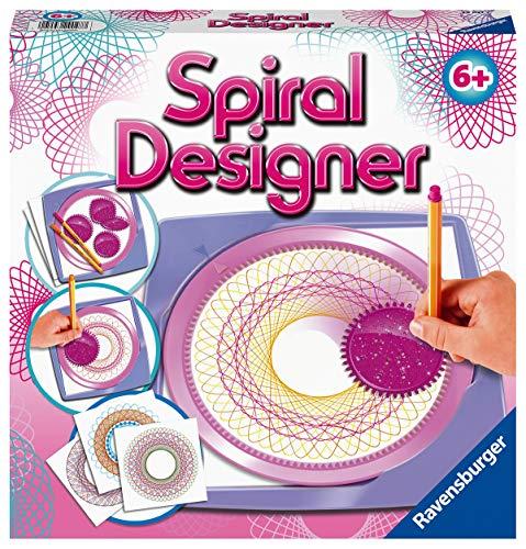 Ravensburger - Midi Spiral Designer Girls, 29027 7