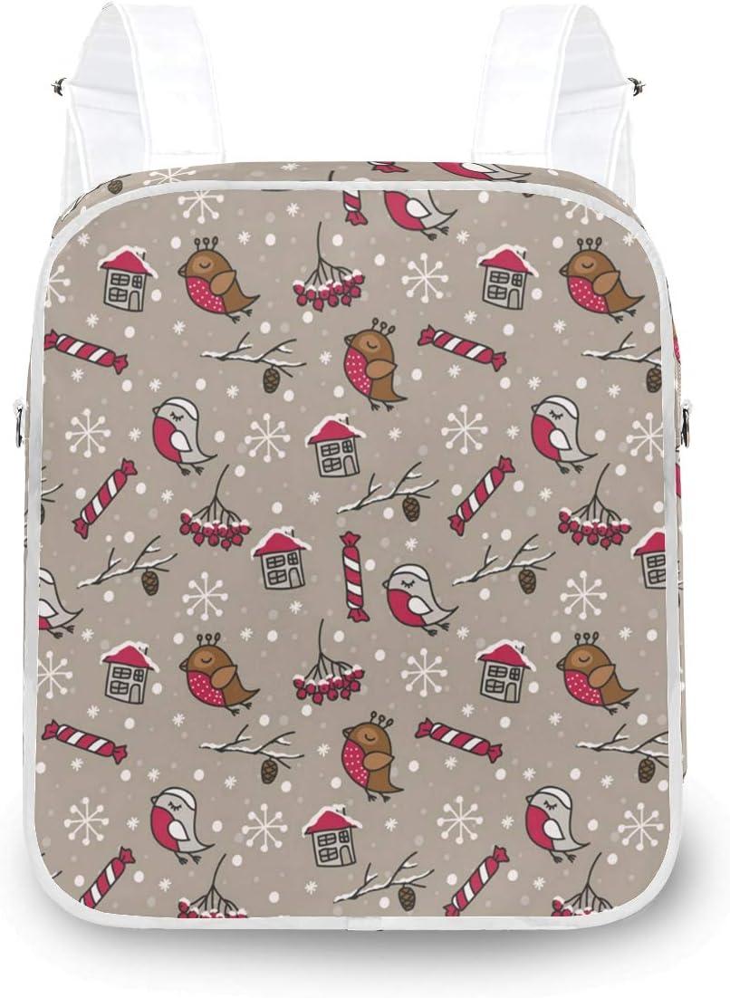 Shiiny 4 years Japan Maker New warranty Cartoon Bird Christmas Backpack Mini Women's Dual-Purpose