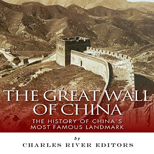The Great Wall of China audiobook cover art