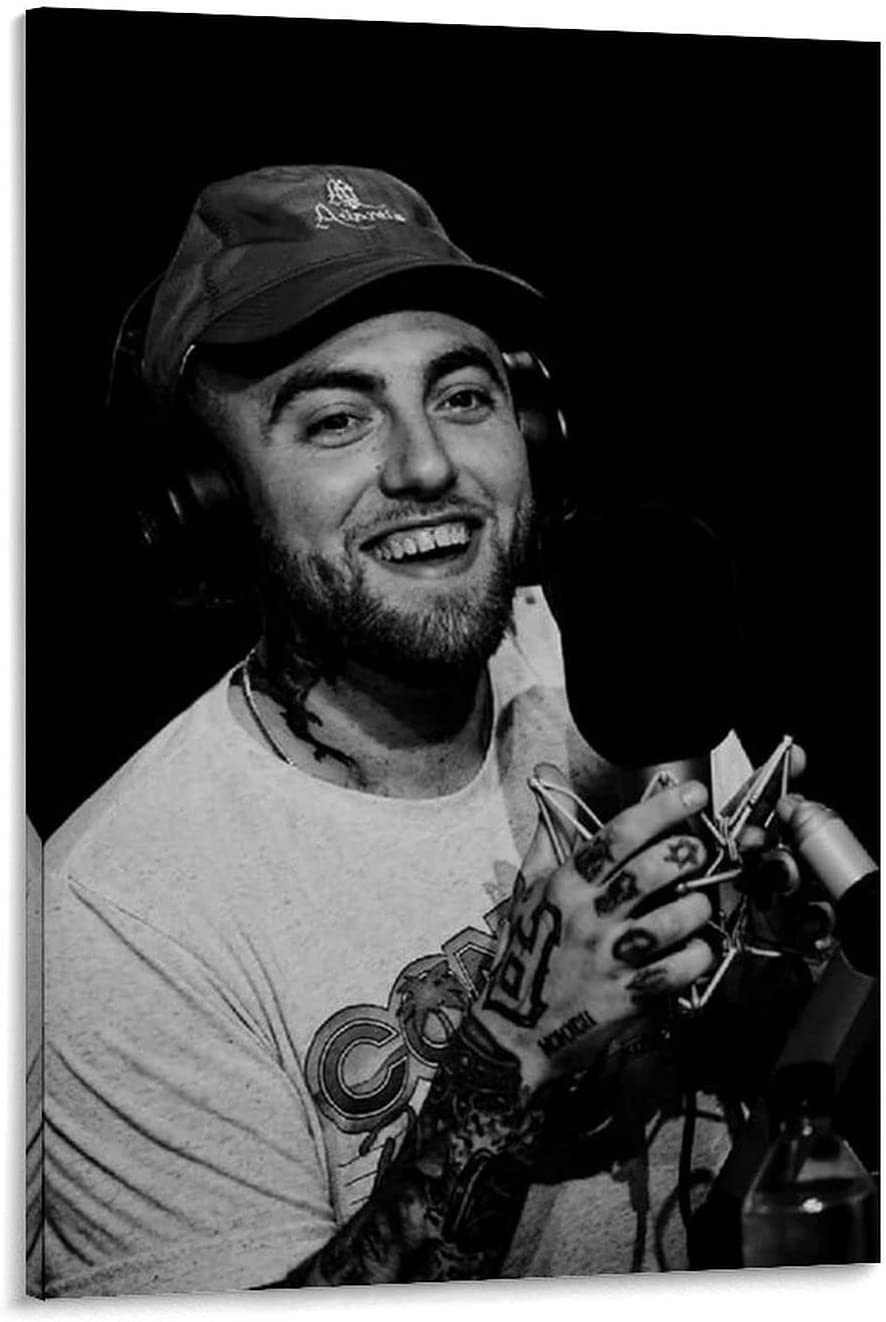 Mac Miller Miss YouBoutique poster painting wa canvas decoration store Direct store