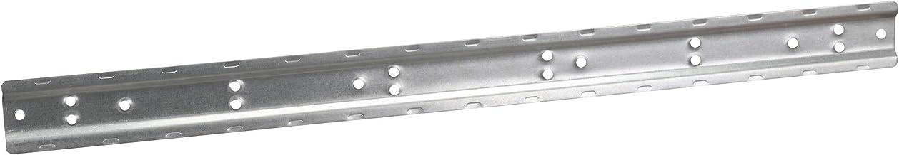 Allit 457082 ProfiPlus Endless 59 metalen rail, zilver