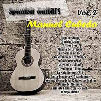 Spanish Guitars: Manuel Cubedo Vol. 2