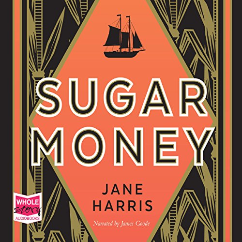 Sugar Money audiobook cover art