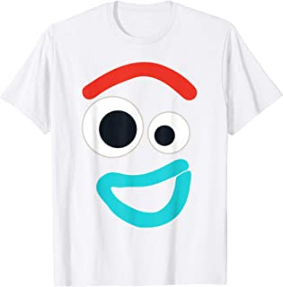 Disney and PIXAR Toy Story 4 Forky Smiling Costume T-Shirt