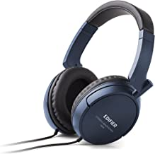 Edifier H840 هدفون Audiophile Over-The-Ear - هدفون Stereo Headphone-Audiophile مانیتور فوق العاده با کیفیت بالا - Black